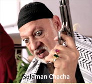Suleman Chacha